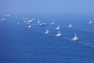 新中国史上最大海上阅兵,三大看点不可错过